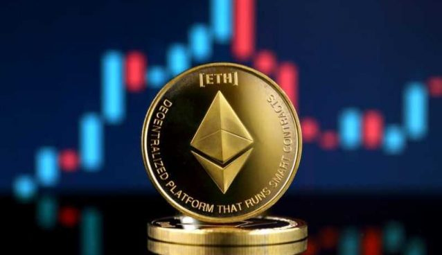 Etherium hits high record